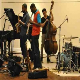 Performance at Fort Worth Central Library