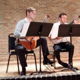 Performing Waltz for Three Guitars by William Smith