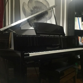 In Studio Piano: Yamaha Avant Grand N3