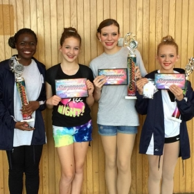 Competition Team Dancers