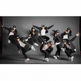 Member of ABDC Season 8 KINJAZ