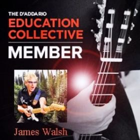 I have joined the Education Collective @ D'Addario Company. Beta Testing Products