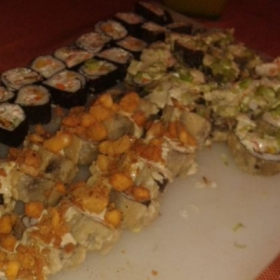 sushi for the family
