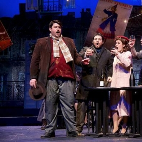 Act 2 La Boheme, The Boston Conservatory