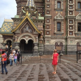 At the Savior on Spilled Blood 