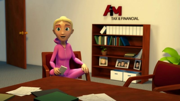 Client: AIM Tax & Financial