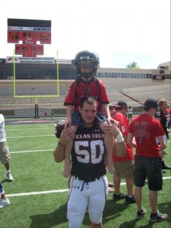 Texas Tech Spring Game 2008