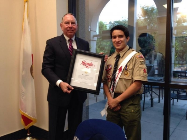 Recognition Award-