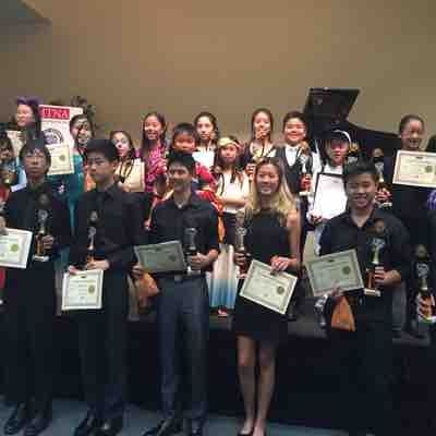 Music Teachers National Association Studio Festival - Oct. 31, 2015