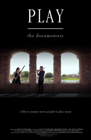 Movie poster for Play:The Documentary
