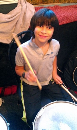 Check out these pictures  and you'll see many happy students, all enjoying the art of Drumming at NY DRUM SCHOOL.