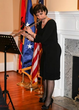 Kosovo Independence Day Celebration - Washington DC, February 19, 2014.