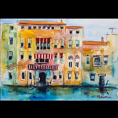 Venice watercolor
