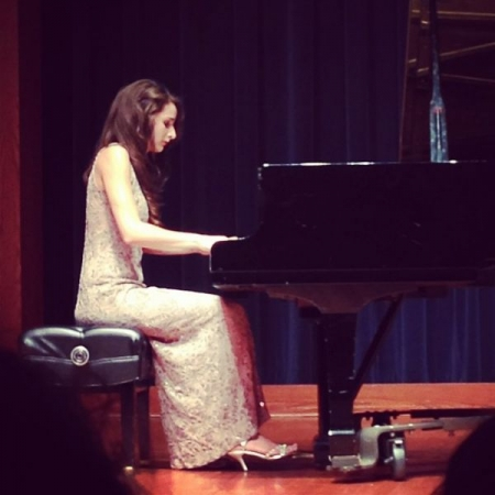 Graduating Recital :)