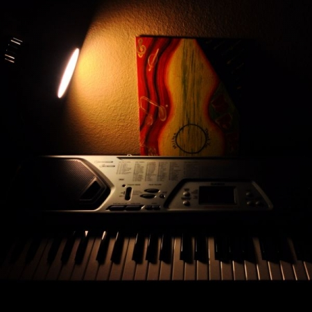 Illuminate with your music...