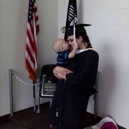 Rhode Island College Graduation, May 2015