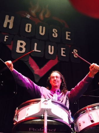 Performing at House of Blues Downtown Disney.