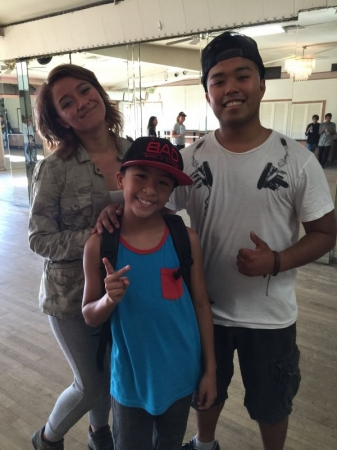 Hollywood Dance Center w/ Sauce & Popo ^_^