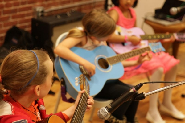 Opportunities for ensembles, performances, and musical get togethers.