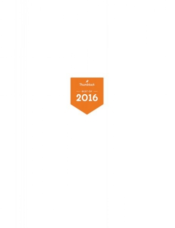 Honored to be named to Thumbtack's Best of 2016.