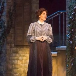 """As Caroline Abbott in the world premiere of """"Where Angels Fear to Treat"""" by Mark Weizer."""