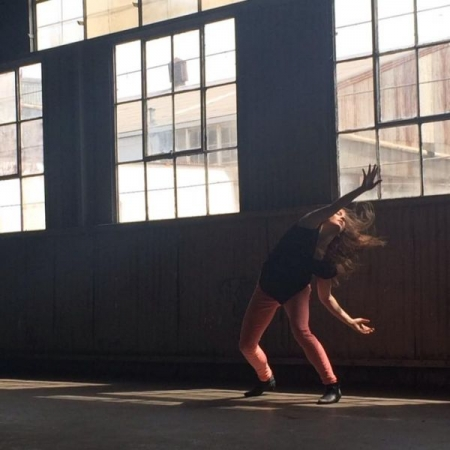 Dance shot from Pathways 5  Los Angeles, CA 2014