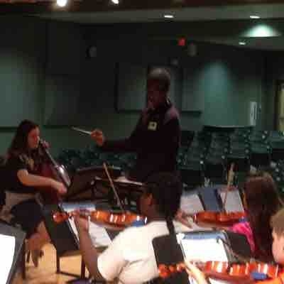 Teaching beginning strings