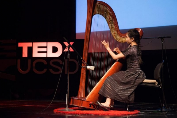 2015 TEDx UCSD Performance