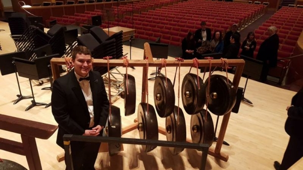 Matthew Passion - Lagerquist Concert Hall - March 2016
