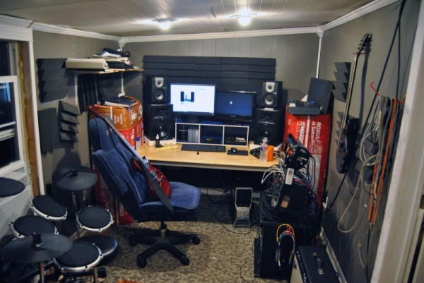 This is my current studio