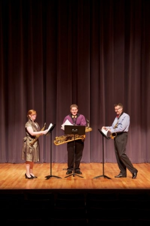 2010 - Senior Recital at the College of Saint Benedict