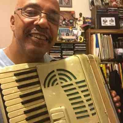 Alonzo and his Accordion.