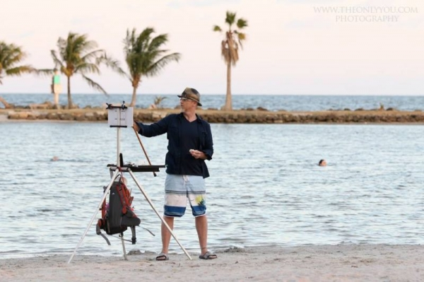 The Painter on the go - Plein Air Training