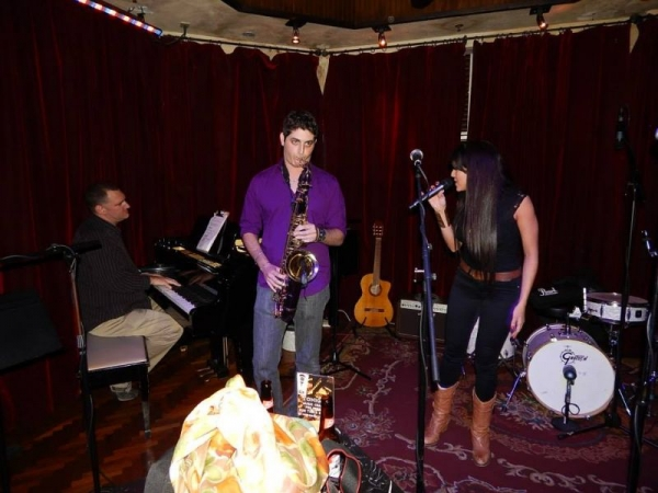 Live at the Van Dyke Cafe