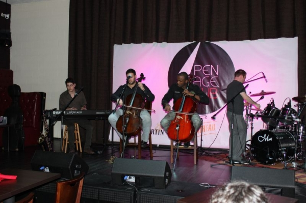 Live at Open Stage