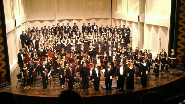 Mozart Requiem-Miami University