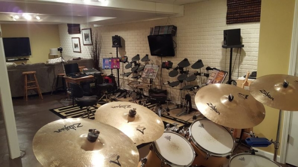 New Sunbury Studio.