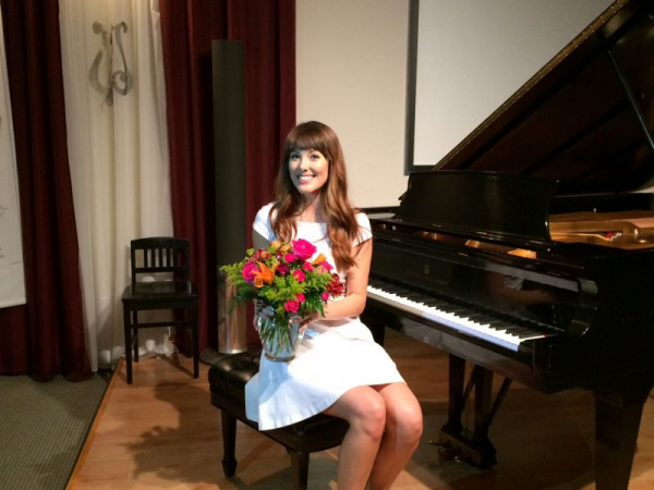 Spring 2016 Studio Piano Recital