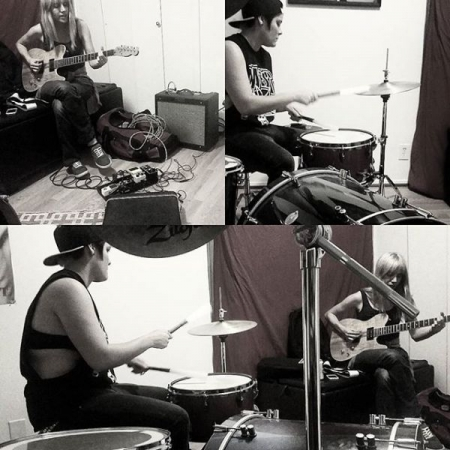 Jam teach session with Caro!