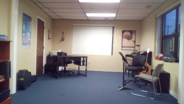 A portion of the Stan Munslow Studio in Coventry, RI.