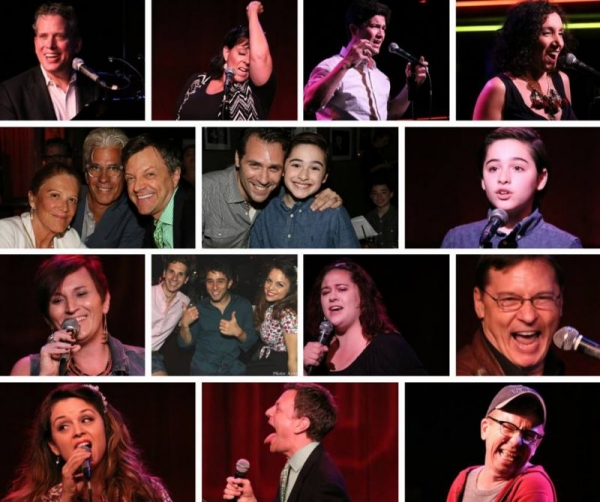 Always an unforgettable Open Mic, Cast Party at Birdland in New York City, every Monday Night.