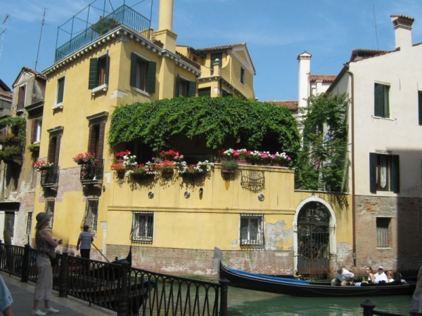 My old neighborhood in Venice.