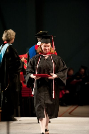 2011 - Graduation from the College of Saint Benedict with a BA in Music Education