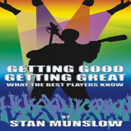 One of my audiobooks written for musicians.