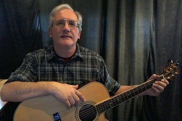 Acoustic Guitar Lessons Availability - In person or online.