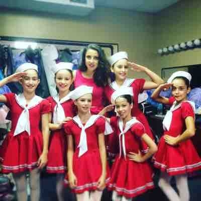 "My Character Dance Group  ""Russian Sailors Dance"""