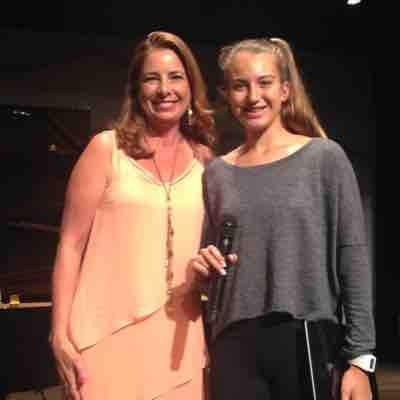 Student Riley perform as at music recitals in June 2016