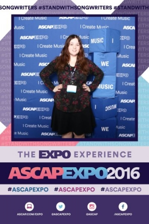 ASCAP 2016 Expo attendee