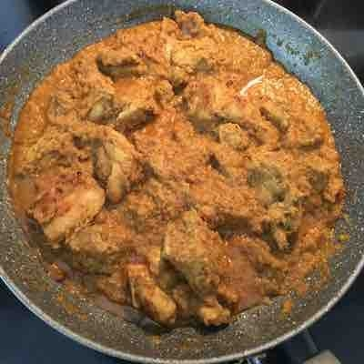 Chicken coconut curry