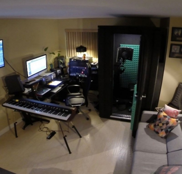 Gostock Productions Studio/ Vocal - Piano Instruction/ Music Production - Santa Monica, CA